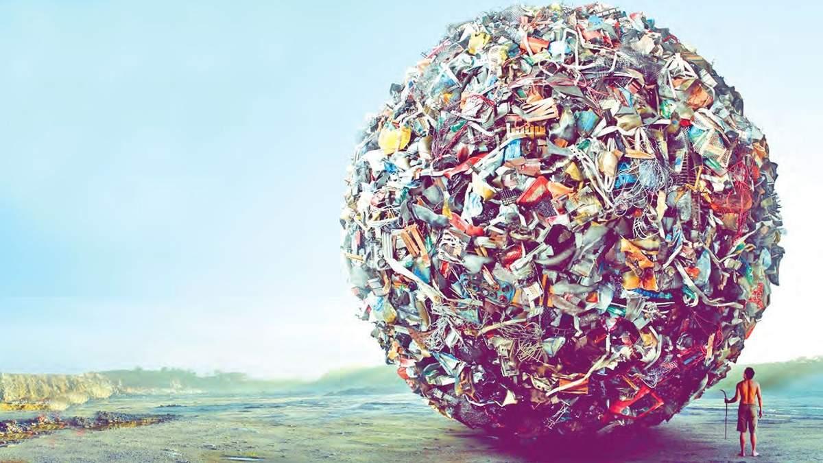 Дома из мусора могут стать хорошим решением на будущее