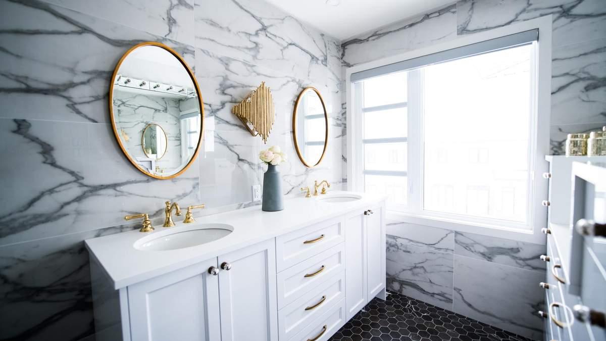 Стеля у ванній кімнаті: як не помилитися у виборі матеріалу – фото