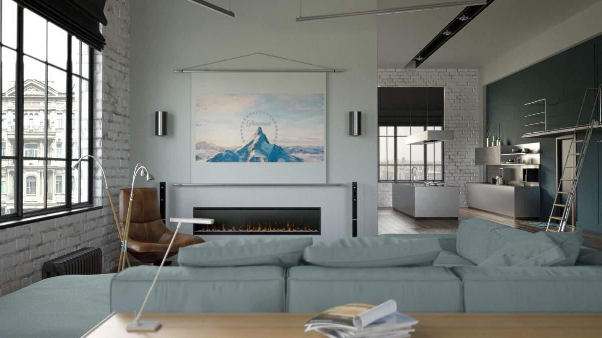 Камины в домах знаменитостей – дизайны интерьеров с каминами