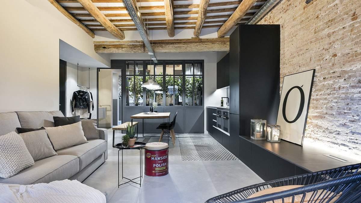 Квартира в стиле лофт – дизайн своими руками