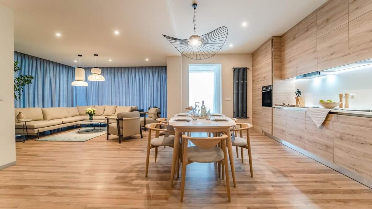 Дизайн однокімнатної квартири з лоджією – варіанти інтер'єру