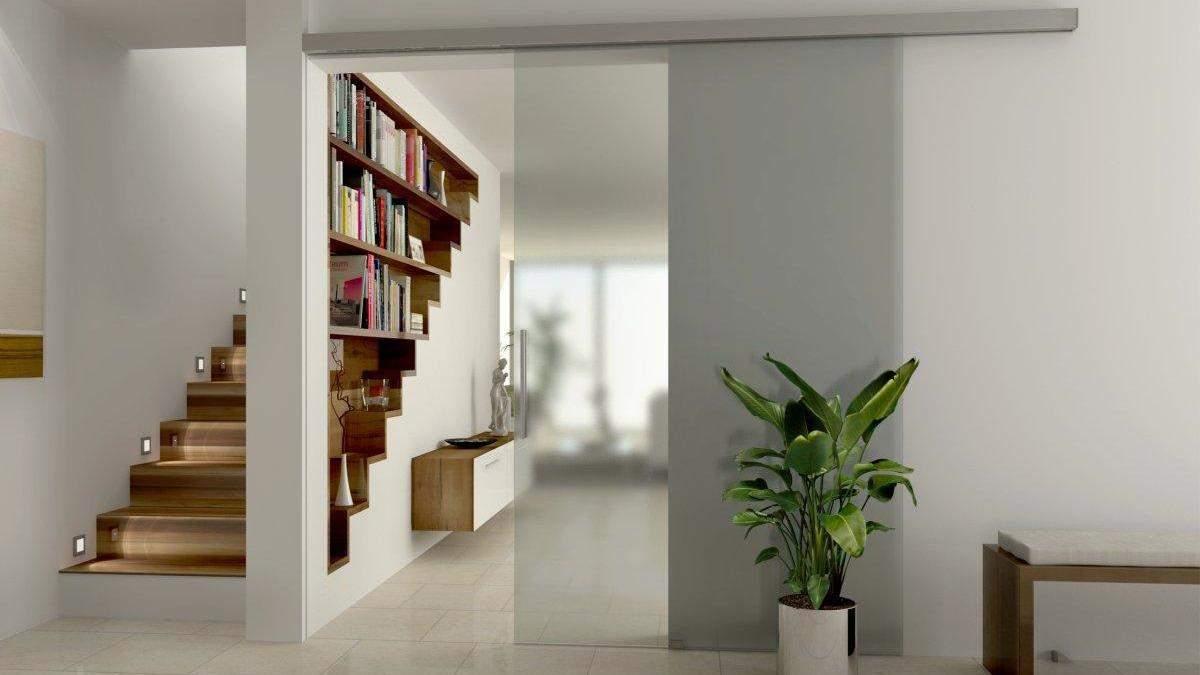 Розсувні двері в будинку: види та особливості конструкції – фото