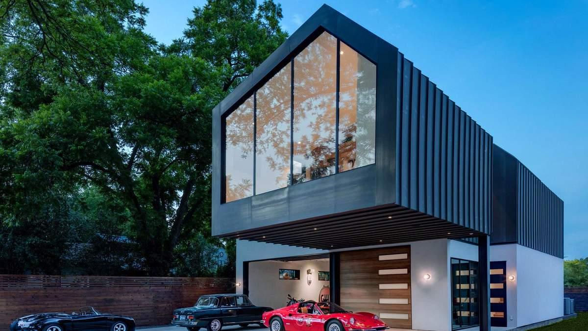 Гараж з мансардою – список матеріалів для будівництва