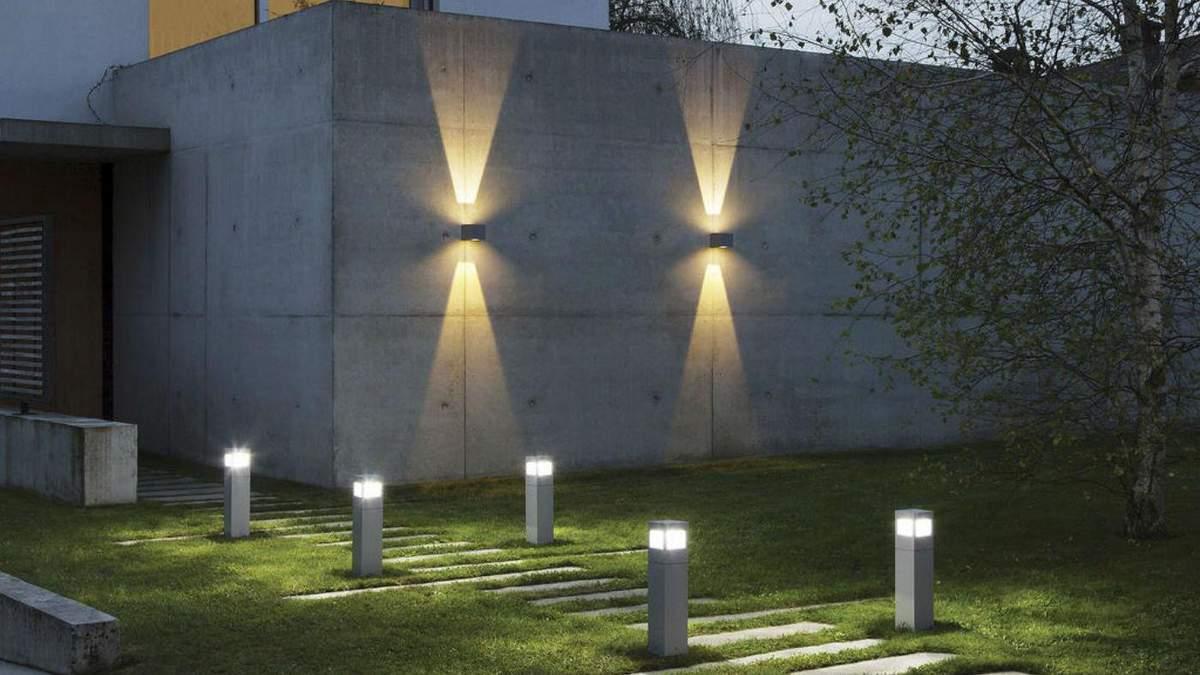 Вуличні світильники – типи і види вуличних ліхтарів