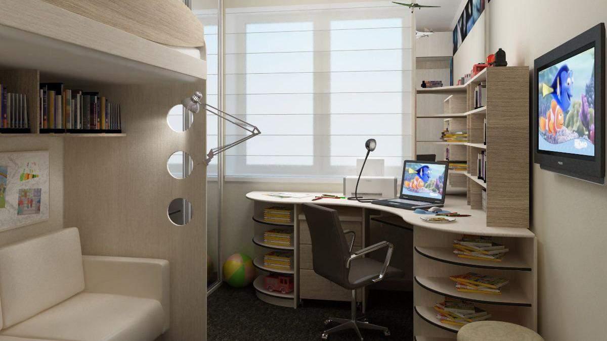 Дизайн кімнати в гуртожитку – як облаштувати студентську кімнату