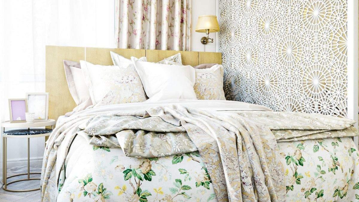 Спальня в стилі прованс – дизайн інтер'єру, кольори та фото ідеї