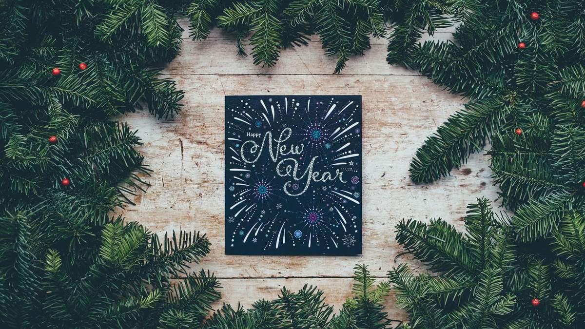 Как украсить квартиру, комнату на Новый Год 2020 – фото