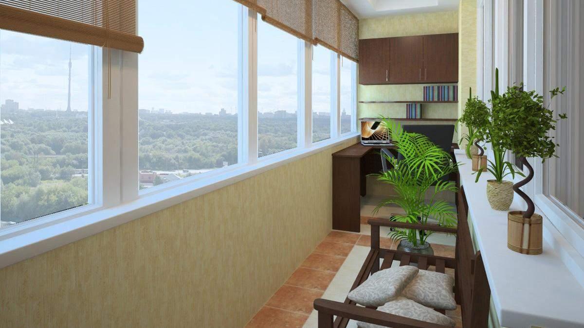 Підлога на балконі – яку краще вибрати: огляд варіантів