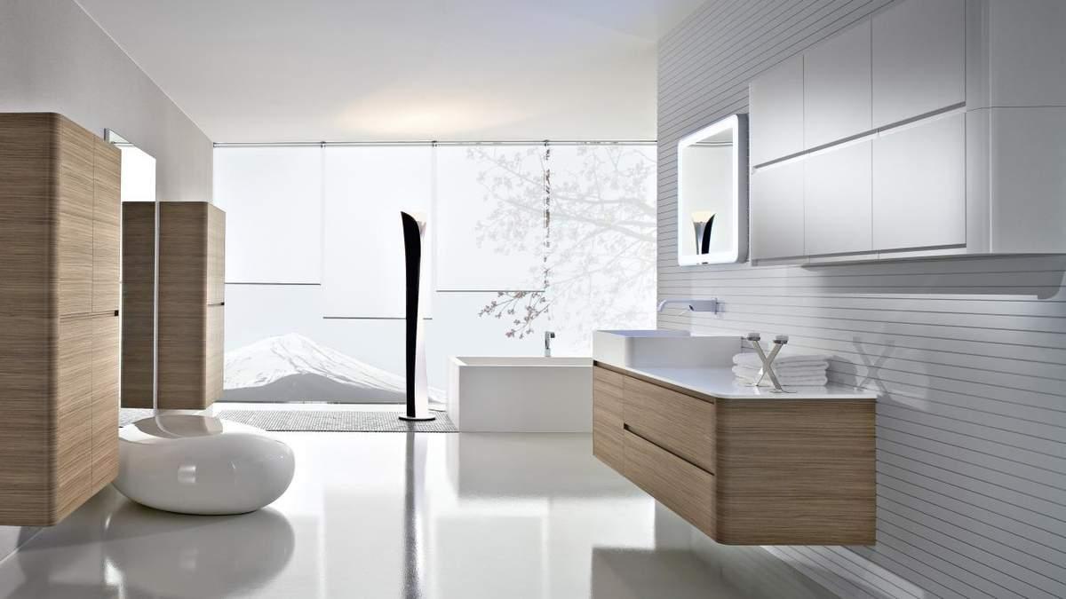 Дизайн ванної кімнати 2020: які види інтер'єру будуть популярні у цьому році