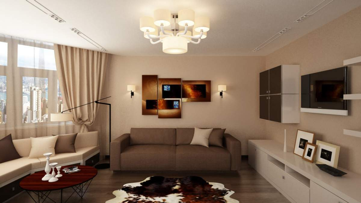 Интерьер гостиной с эркером: плюсы, минусы и способы эффективного использования пространства