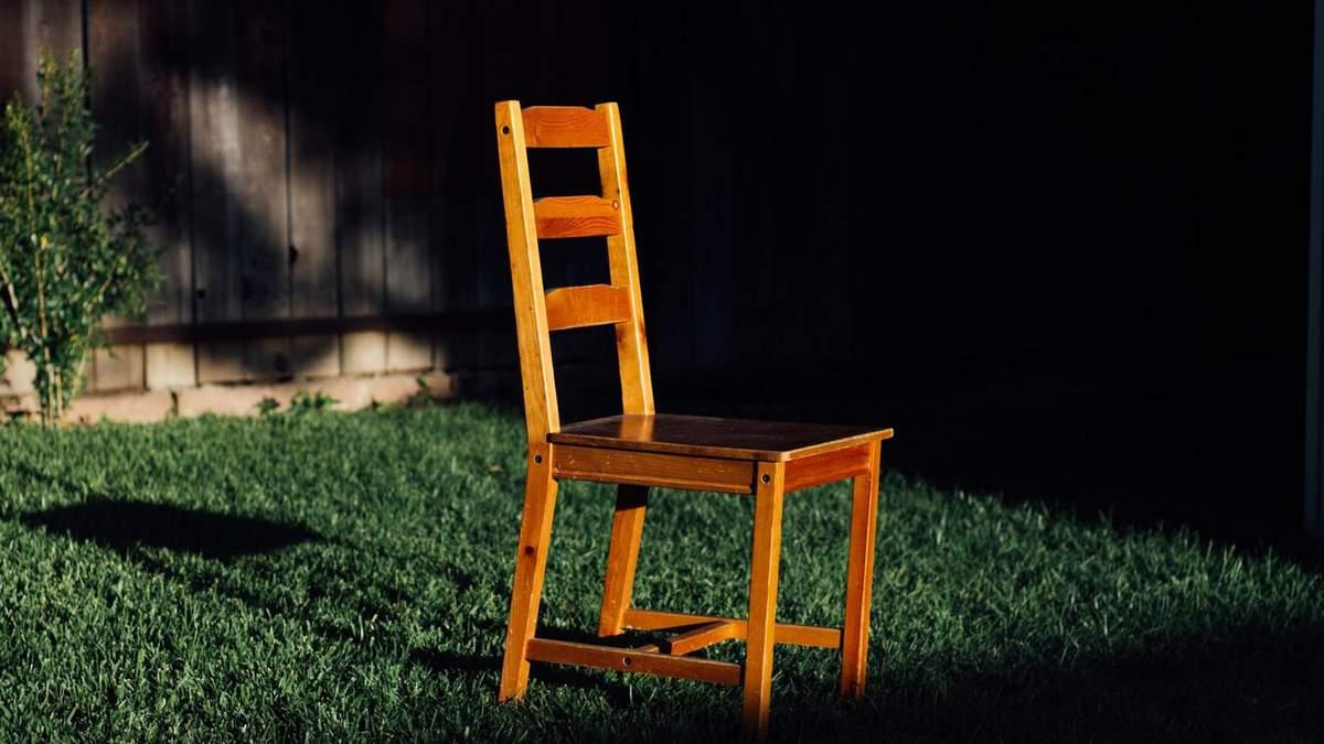 Реставрація стільця своїми руками – інструкція