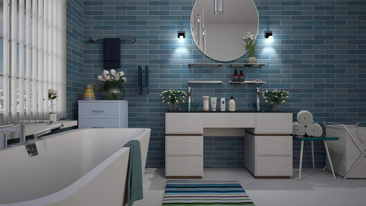 Світло у ванній кімнаті – проблеми освітлення ванної
