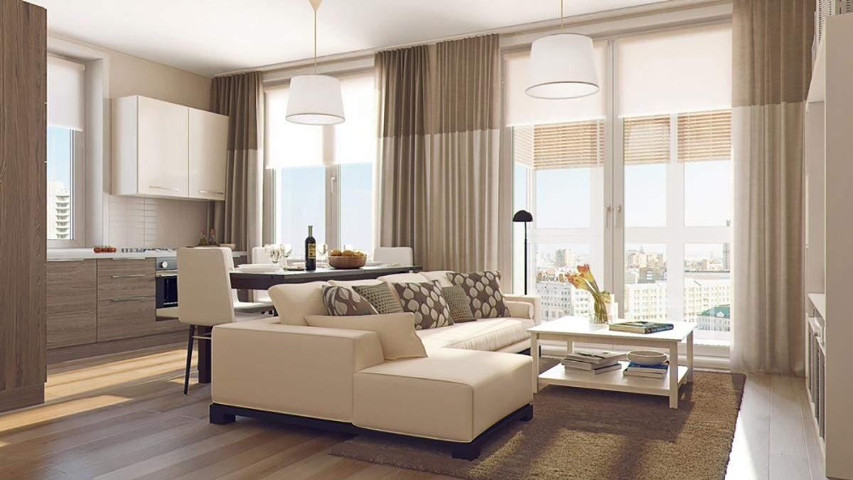 Розстановка меблів в квартирі – як її правильно зробити