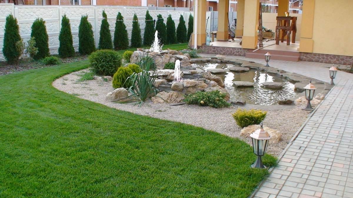 Дизайн двору – з чого варто почати та які існують нюанси
