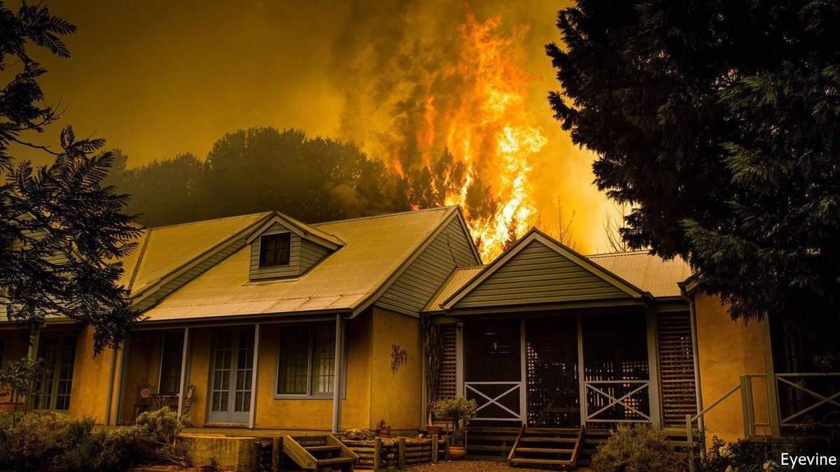 Архитекторы будут бесплатно проектировать дома для жертв пожаров в Австралии