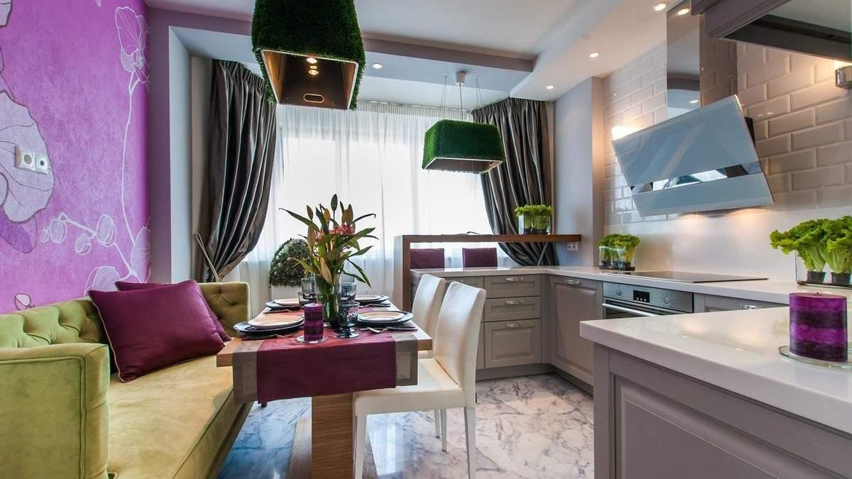 Как сделать кухню на балконе: преимущества и недостатки такого варианта