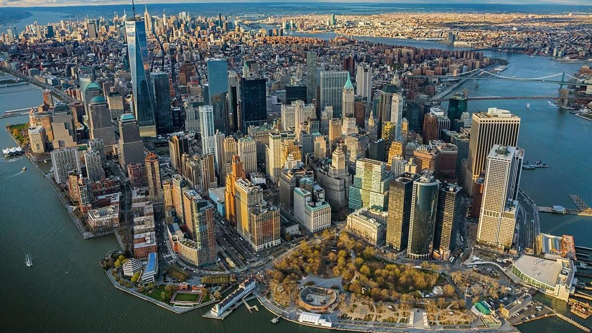 Нью-Йоркский небоскреб в форме башни из коробок изменит дизайн: фото