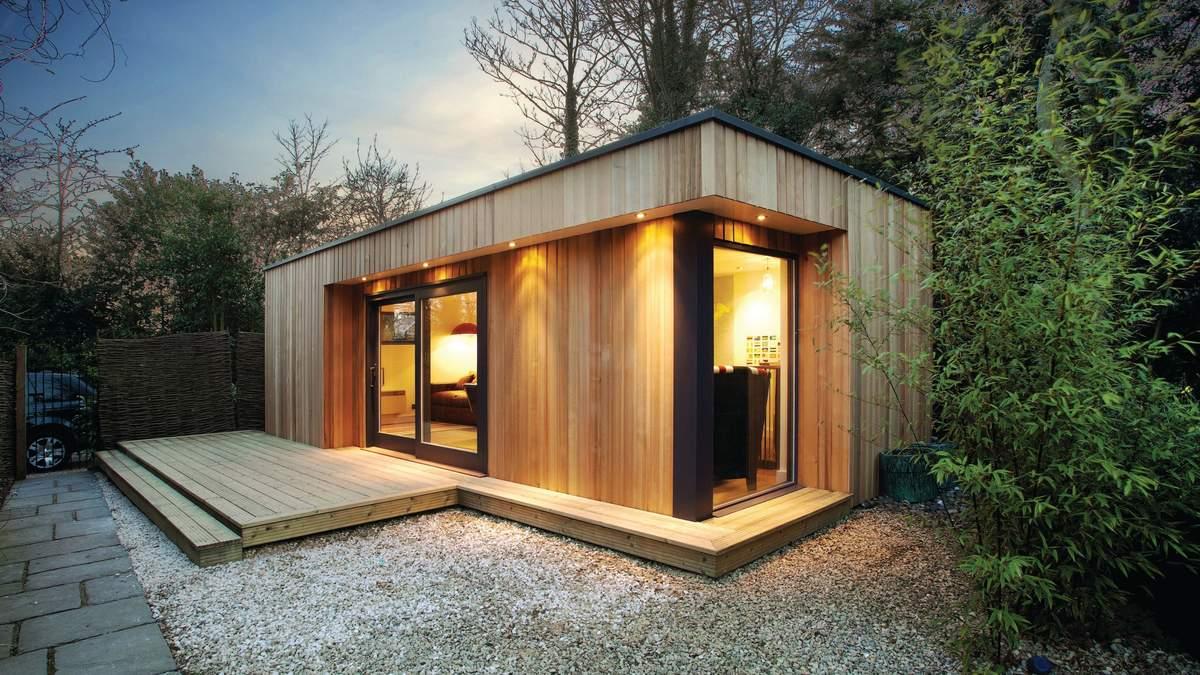 5 идей для строительства маленьких домиков – фото
