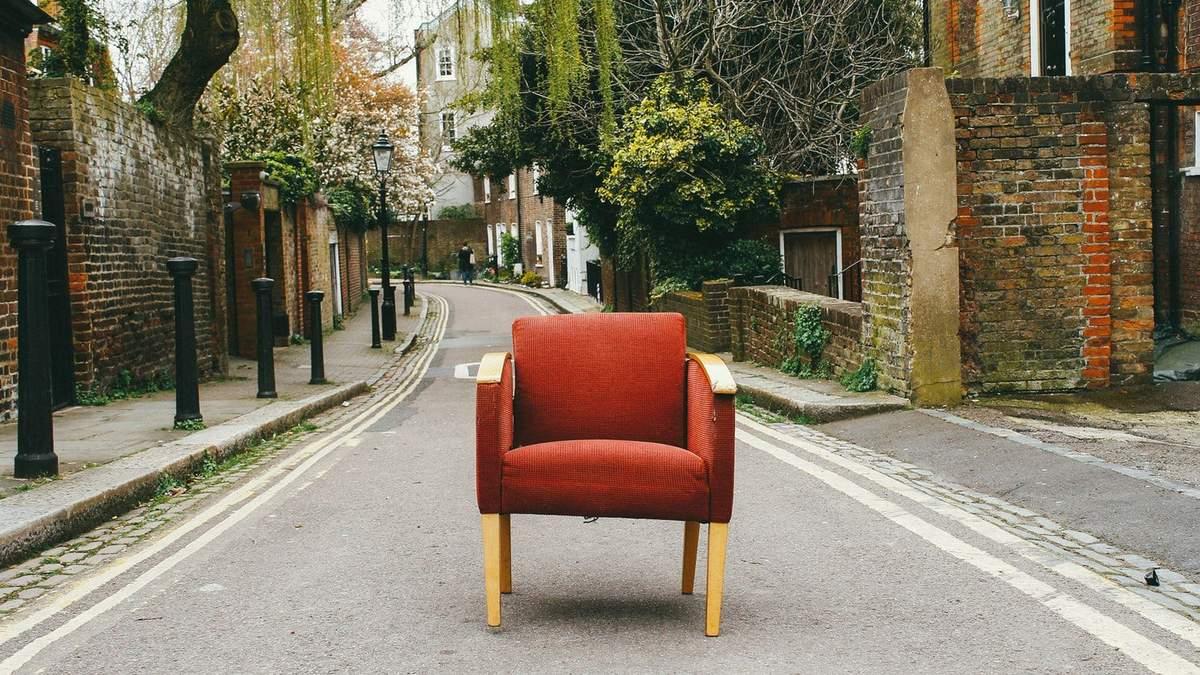 Польский дизайнер создала офлайн-кресло: фото