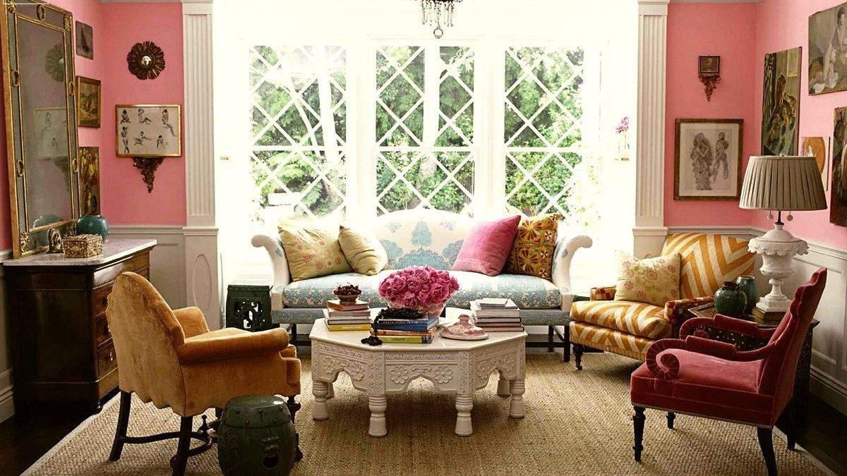 Інтер'єр кімнати в стилі бохо: особливості, кольори та меблі