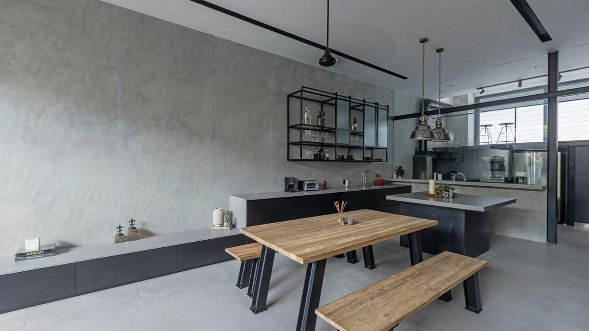 Індустріальний стиль в інтер'єрі: особливості, меблі, освітлення та декор