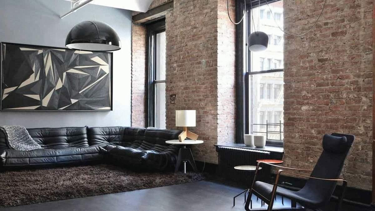Гранж в інтер'єрі кімнати – стиль лофт і грома: особливості, дизайн
