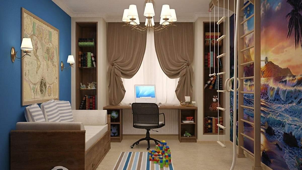 Дизайн детской комнаты 2020: советы от дизайнера – фото