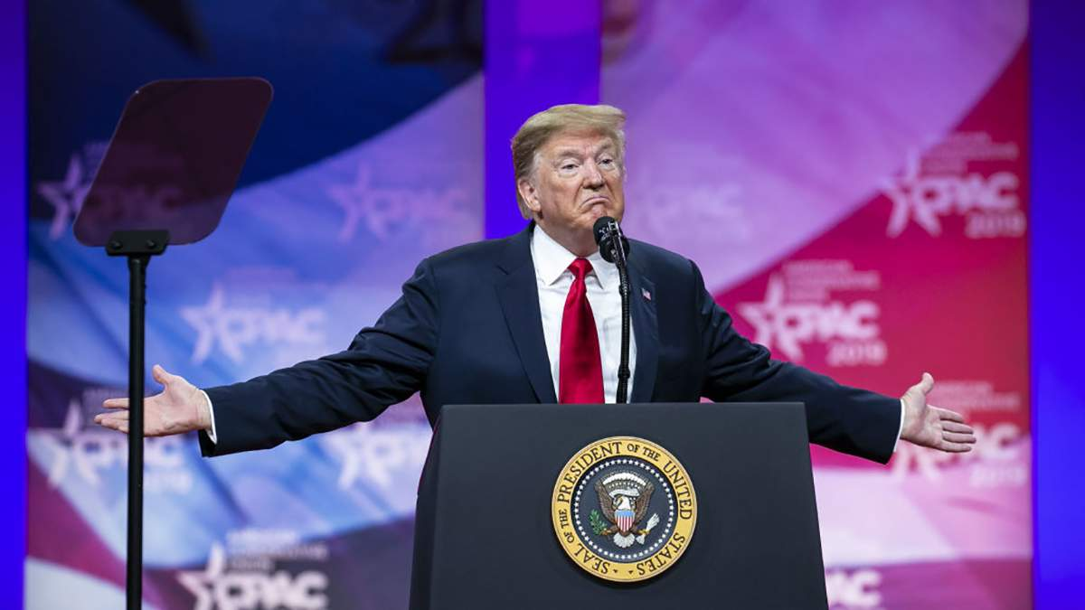 "Трамп хоче ""зробити Америку великою знову"""