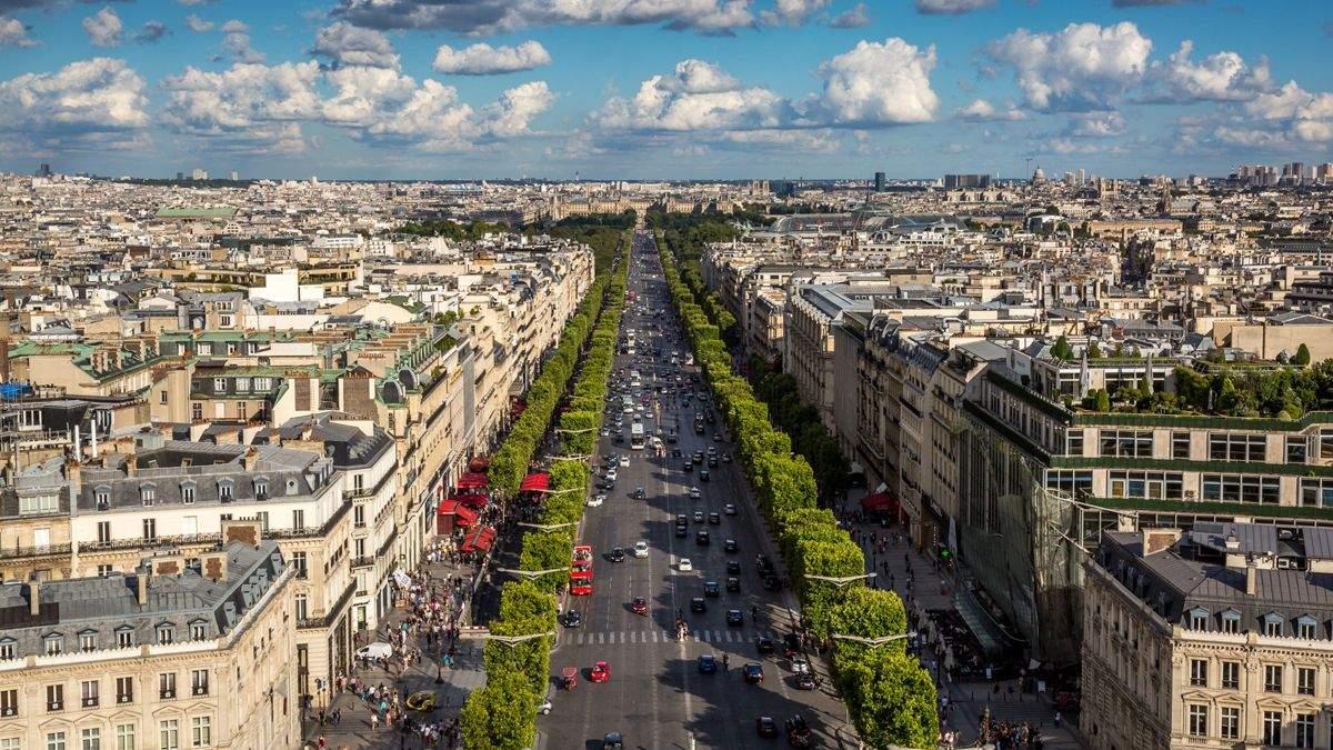Зеленой инициативой французы борются с изменениями климата