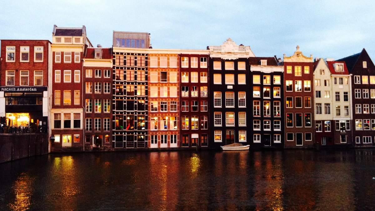 С мыслью о планете: в Амстердаме построят огромный офисный парк для Uber – фото