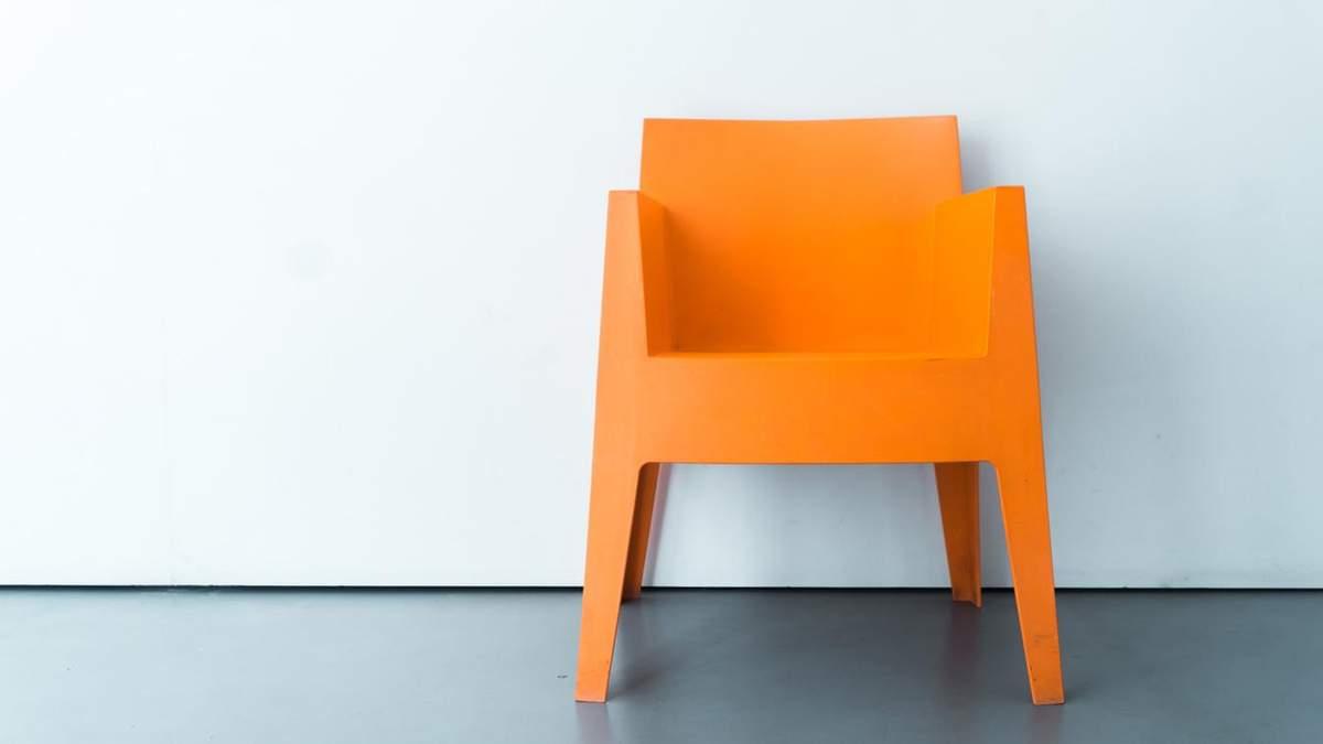 Дизайнеры воплотили свои идеи в изготовлении стульев
