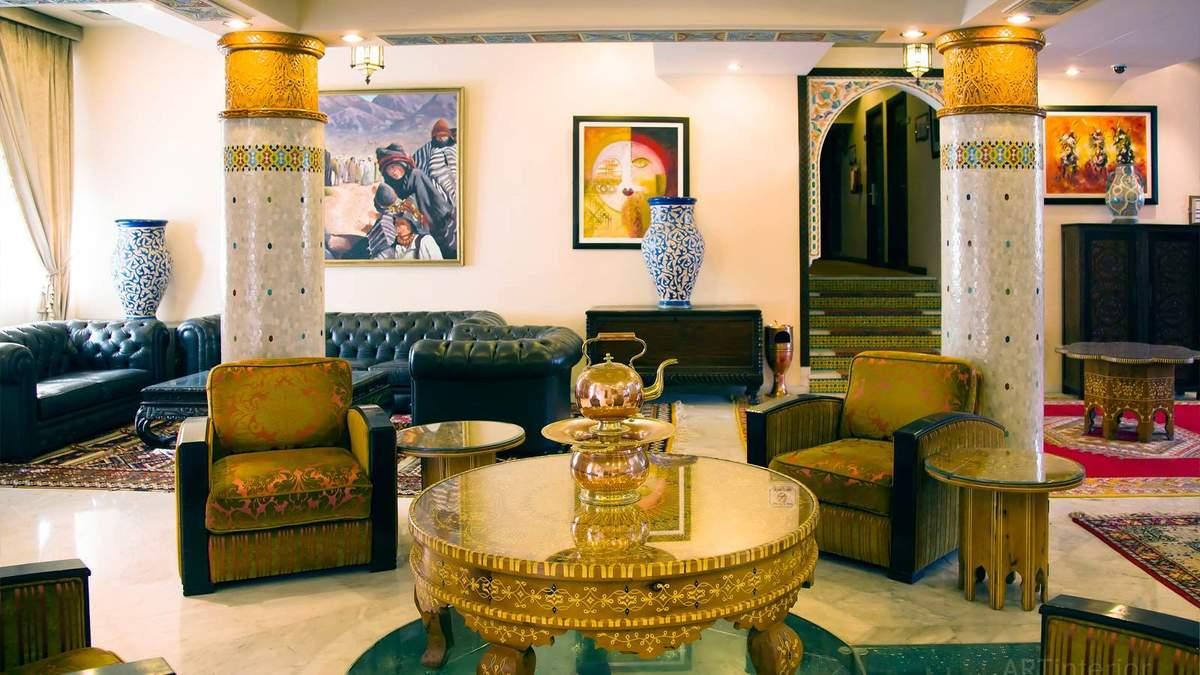 Комната в ближневосточном стиле – дизайн, идеи с фото