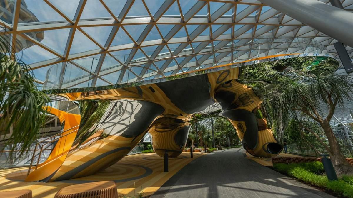 Архитектурные интересности 2020 года