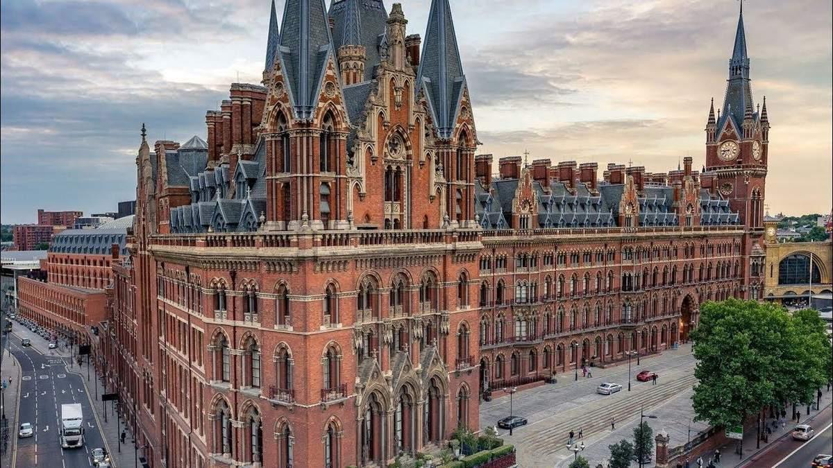 Вокзал в Лондоне стал лучшим в Европе – фото здания