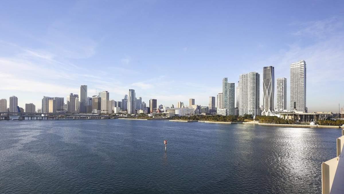 Одна тысяча музеев: в Майами построили 62-этажный жилой дом – фото