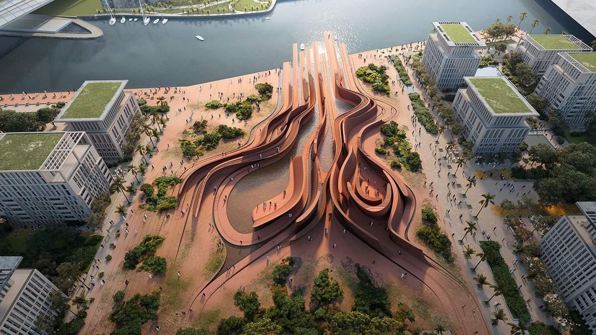 10 амбітних архітектурних проєктів, які так і не побудували – фото