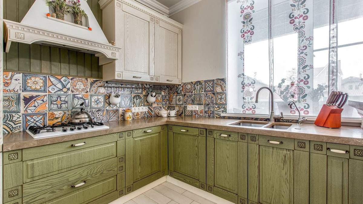 Кухня в стилі кантрі: нюанси та особливості оформлення – фото
