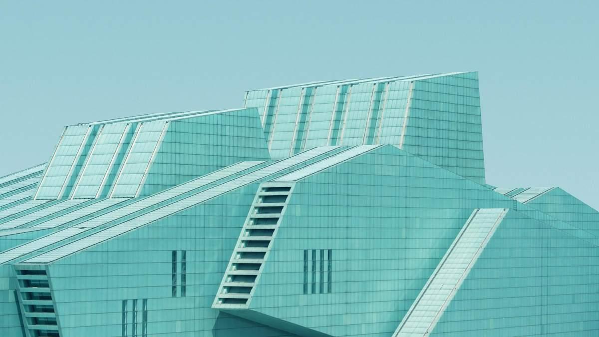 Архитектурный Китай: вышла книга с подборкой  модерных фото из Поднебесной