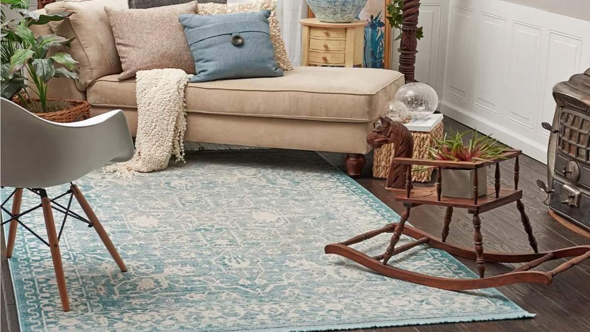 Как подобрать ковер в комнату – виды, материалы, стили ковров
