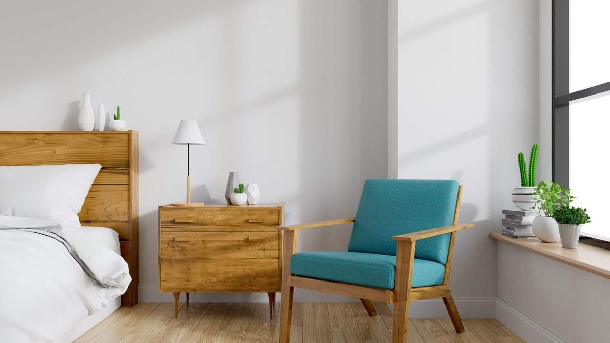 Спальня скандинавський стиль – меблі, особливості дизайну