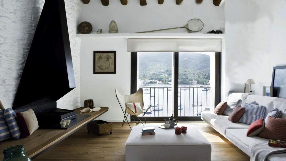 Средиземноморский стиль интерьера – дизайн, материалы, мебель