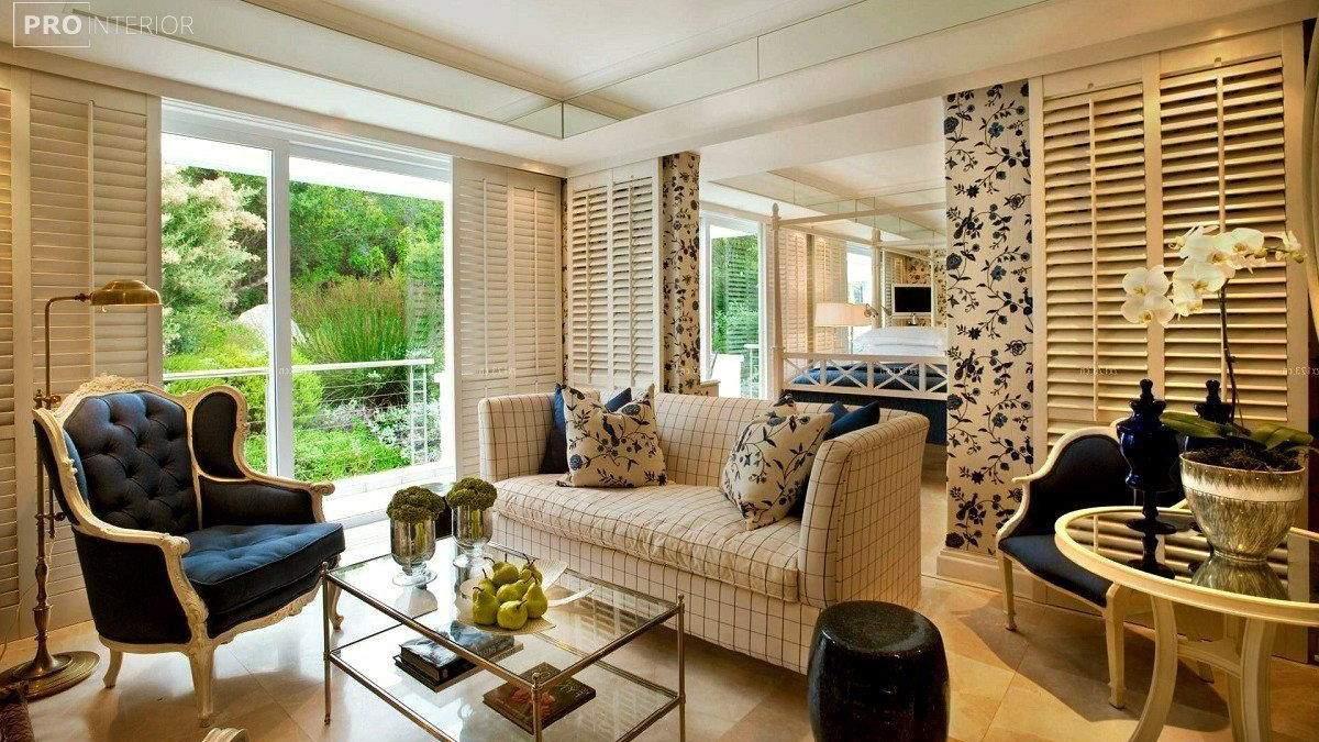 Колониальный стиль в современном интерьере – декор, особенности