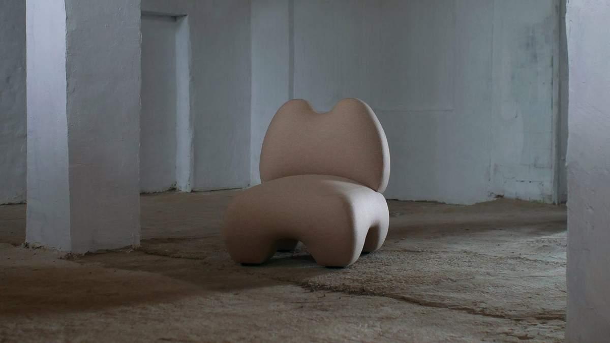 Український бренд Faina створив крісло, списане з жіночих форм – фото