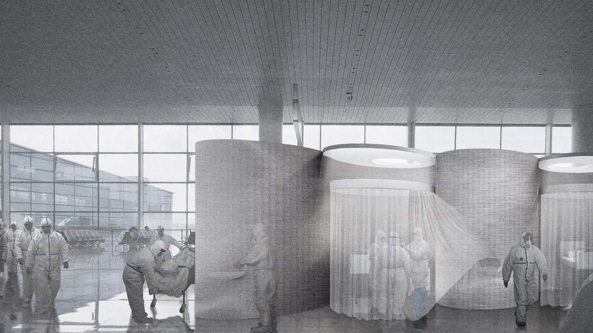 В Германии предложили превратить берлинский аэропорт на больницу – фото