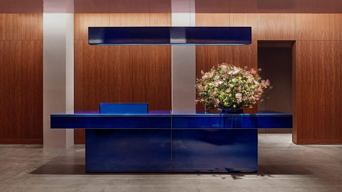 Офіси зі схожим дизайном є по усьому Нью-Йорку