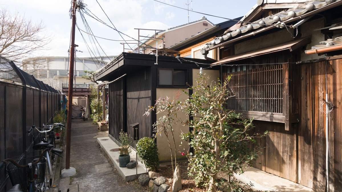 Сторічний будинок у Кіото, Японія