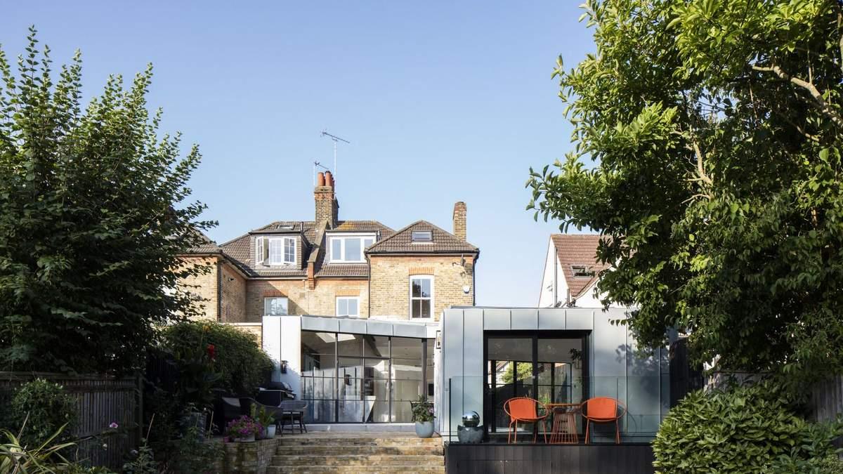 Як облаштувати сучасну кухню в старому будинку: приклад Лондона – фото