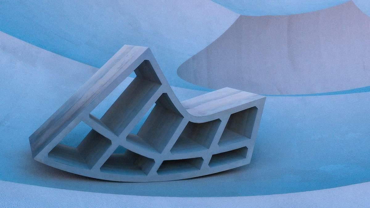 Мебель из бетона: как изготовить, фото бетонных мебели