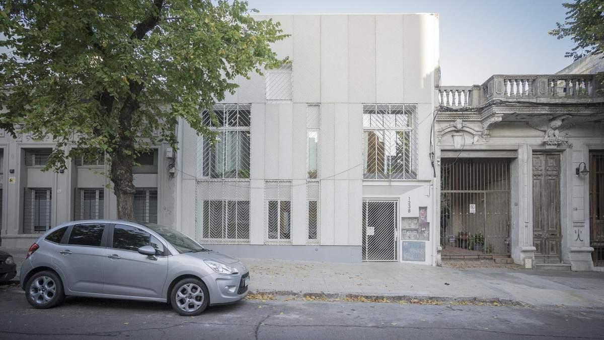 Как разделить старый жилой дом на 7 квартир – пример из Уругвая