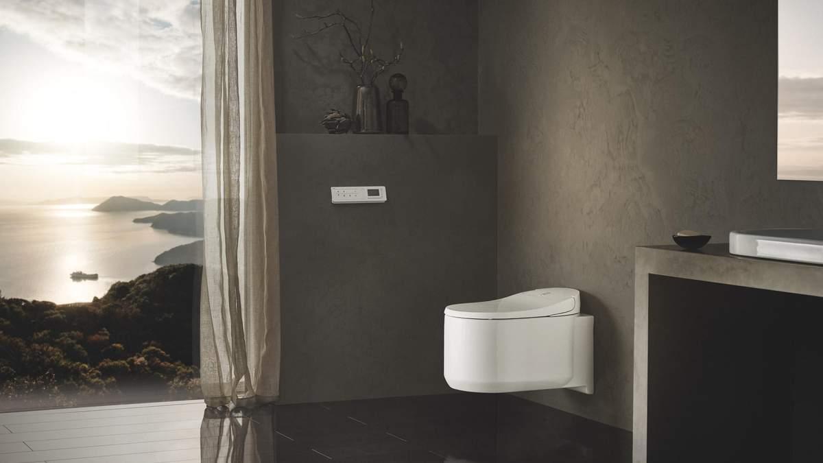 Щоб зупинити коронавірус: дизайнери розробили безконтактний інтер'єр ванни – фото